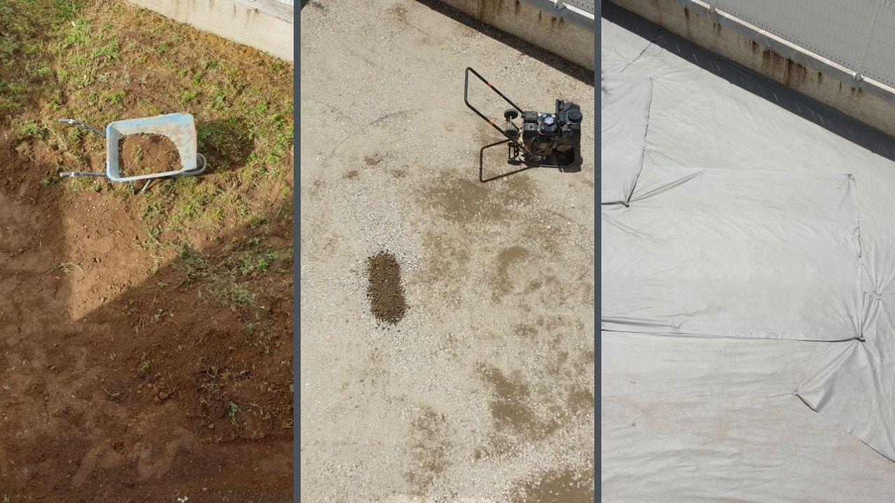 """Read more about the article Comment bien préparer son sol meuble à la pose de gazon synthétique?<br><span style=""""color: #00925d; font-size: 15px"""">Par Benoit, conducteur de travaux</span>"""